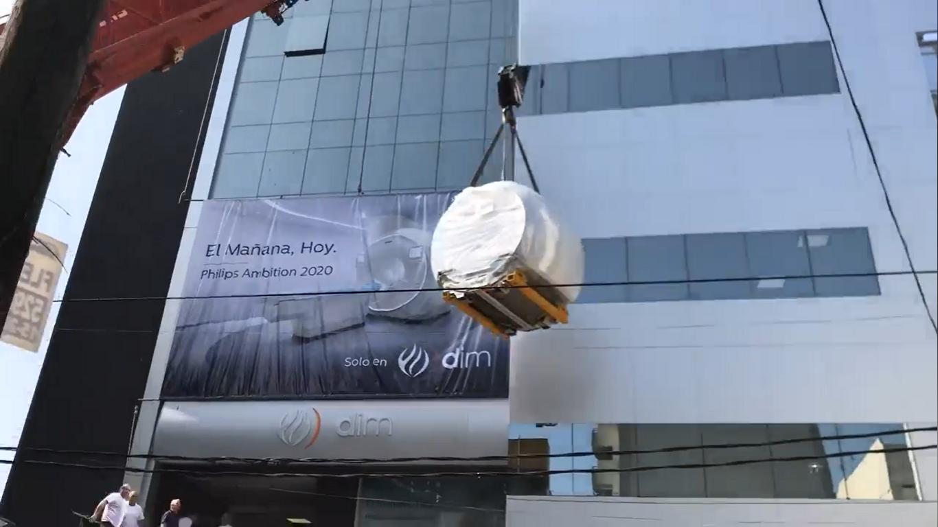 DIM: el centro de salud pionero de Latinoamérica en adquirir un sistema Ingenia Ambition