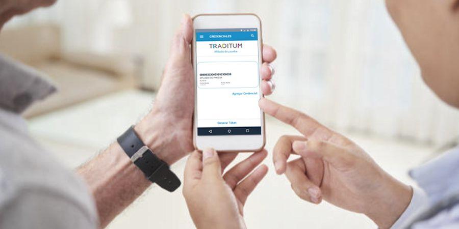 Traditum lanzó una app móvil que simplifica y certifica las consultas médicas