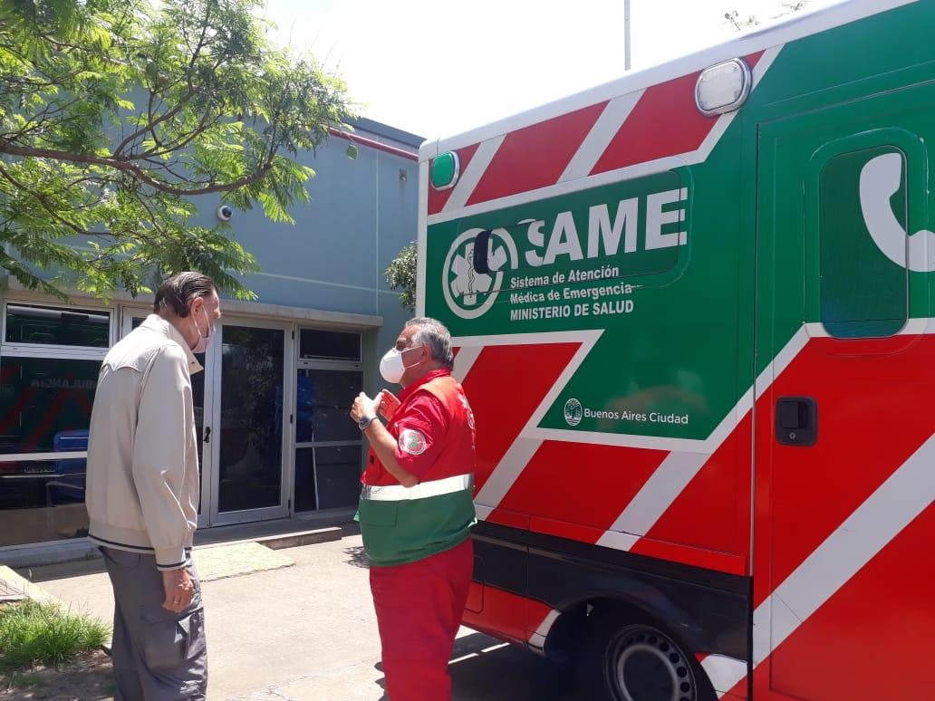 EXO implementará tecnología de telemedicina en el SAME a partir de un acuerdo de cooperación