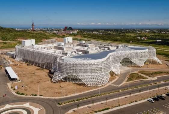 San Luis inaugura el hospital más tecnológico de la región