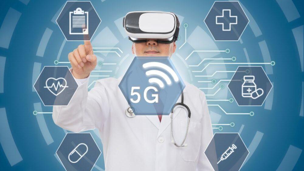 Salud: el sector que es mascarón de proa de 5G+IoT