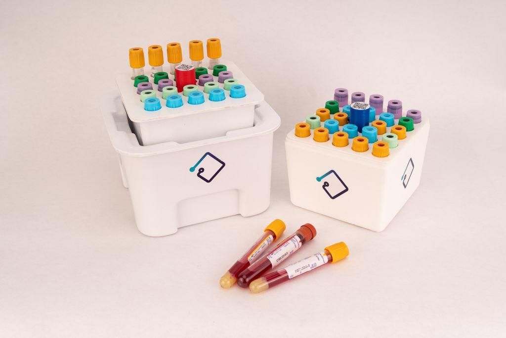 H+Trace logra una disrupción mundial en la logística de muestras de laboratorio